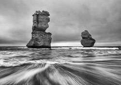 Seascapes at Twelve Apostles and Gibsons Beach